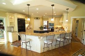 kitchens with bars and islands open kitchen island widaus home design