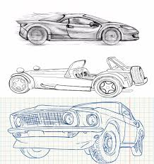 draw cars android apps google play