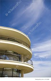 art deco balcony architectural details art deco balcony stock picture i1777508 at