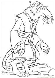 ninja turtle coloring pages kids coloring