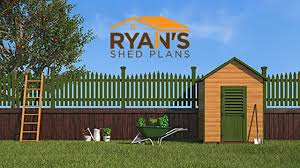 ryan shed plans 12 000 blueprints and designs for how to build a