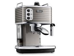 Delonghi Four Slice Toaster Buy Delonghi Scultura Ecz351bg Espresso Machine Champagne