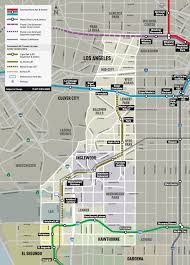 Mta Bus Route Map go metro to clippers in inglewood how we roll june 15 the source