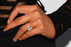 rectangle cushion cut engagement rings legend and chrissy teigen tie the knot in italy cushion cut