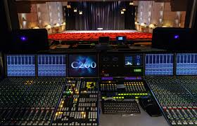 Sound Desk Studer C200 Sound Desk Radio Theatre Bbc Broadcasting U2026 Flickr