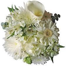 sams club wedding flowers mixed farm bunch simply white 8 bunches wedding budget