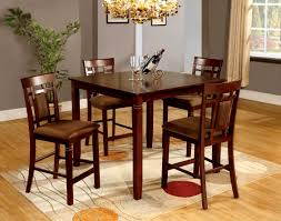 5 piece dining set under 200 mainstays 5piece wood and metal cherry counter height dining set used piece sets appealing cherry counter height dining set
