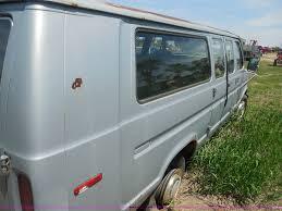 1984 ford club wagon e250 super van item h3090 sold jul