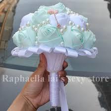 silk wedding bouquet style chooseable silk wedding bouquets stitch bridal bouquets