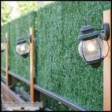 artificial boxwood u0026 artificial plant walls