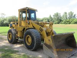 1986 cat 950b wheel loader 3 1 2 yard bucket transmission