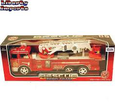 go lights for trucks 12 bump go rescue fire engine truck kids toy with extending