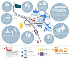 Map Of Orlando Airport by Logan Airport Parking Map Boston Logan Parking Map United