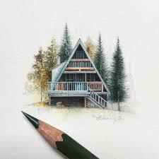 my cabin drawings album on imgur