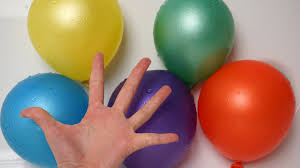 colors wet balloons compilation 15 minutes learn colours balloon