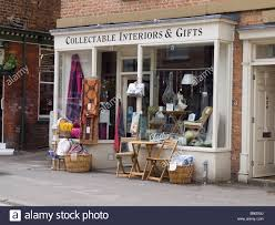 collectable interiors and gifts a shop selling furniture and stock