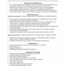 exle of a professional resume for a heavy equipment mechanic resume data entry specialist diesel