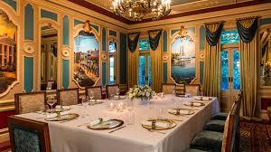 Morgan Dining Room Dinner At Disney U0027s New Restaurant Costs 15 000 Eater