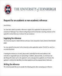 ideas collection academic reference letter example uk on free