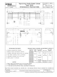 demag crane wiring diagram manuals diagrams inside hoist demag