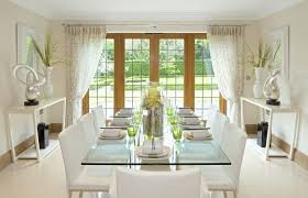 Curtains For Dining Room Curtains Used On Fixer Dining Room Curtains Bay Window