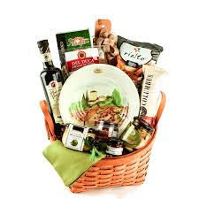 italian gift baskets afternoon italian gift basket sentiments express international