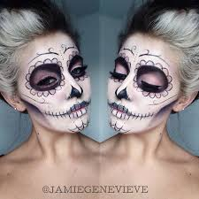 easy diy halloween costumes creepy doll makeup tutorial youtube best 25 sugar skull halloween costume ideas on pinterest sugar
