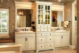 custom cabinets bathroom cherry custom made bathroom cabinets uk