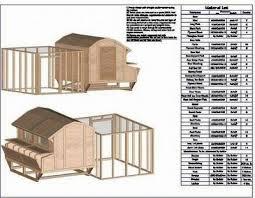 gambrel chicken barn plan free house plan reviews