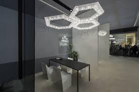 Contemporary Chandelier Contemporary Chandelier Crystal Halogen Handmade Su Manooi