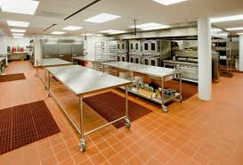Commercial Kitchen Flooring Options Facility Floor Safety Is Good For Business Suregrip Kitchen