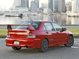 kereta mitsubishi airtrek car picker red mitsubishi lancer evolution