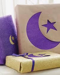 purple gift wrap eid gift wrap sweet paul magazine