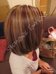 partial hi light dark short hair detailz salon