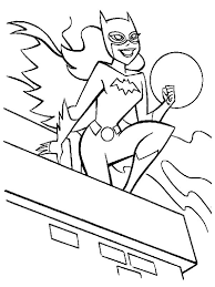 Find The Best Coloring Pages Resources Here Part 215 Batgirl And Supergirl Coloring Pages Printable