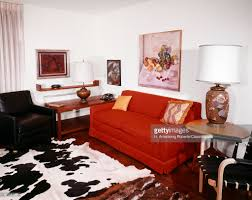 1960s living room sofa stock photo getty images