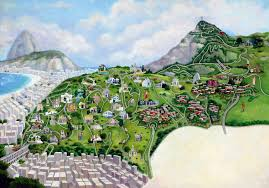 map of santa santa teresa com