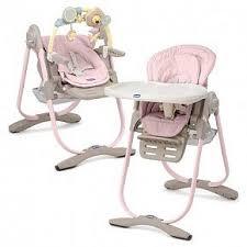Chicco Polly Magic High Chair стульчик для кормления Chicco Polly Magic Pink 79090 17 507 528