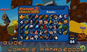 worms 2 armageddon apk guide worms 2 armageddon apk apkpure co