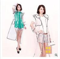 cheap clear pvc raincoat free shipping clear pvc raincoat under