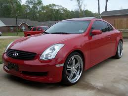 2006 infiniti g35 information and photos zombiedrive