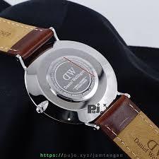 Beda Jam Tangan Daniel Wellington Asli Dan Palsu jual daniel wellington classic 40mm st mawes silver jam