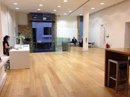 Andante Natural Oak Laminate Flooring Natural Oak Flooring Fitted Product Photo Quickstep Andante