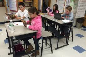 standing desks for students nj teachers find ways to keep kids focused moving in class
