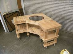 xl big green egg table plans pdf green egg corner table products i love pinterest green eggs