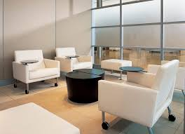 Modern Office Reception Desk Convertible Chair Reception Desk Waiting Lounge Chairs Reception