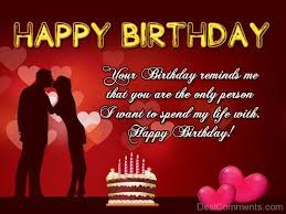 Happy Birthday Wishes To Sms Birthday Wish Sms For A Lover Girl Gf Happy Birthday Whatsapp