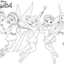 tinkerbell coloring pages free coloring pages coloring pages