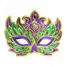 where can i buy mardi gras masks metallic foil mardi gras mask 60056 mardigrasoutlet