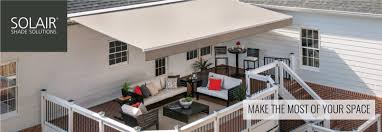 Sundowner Awnings Awnings Retractable Awnings The Great Escape